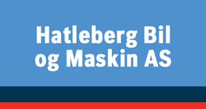 Hatleberg Bil og Maskin AS